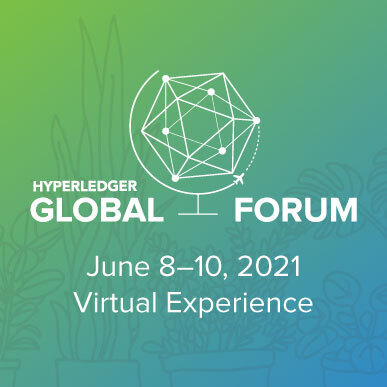 Hyperledger Global Forum 2021